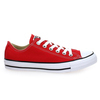 Chaussure Converse modèle ALL STAR OX, Rouge - vue 1