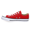 Chaussure Converse modèle ALL STAR OX, Rouge - vue 2