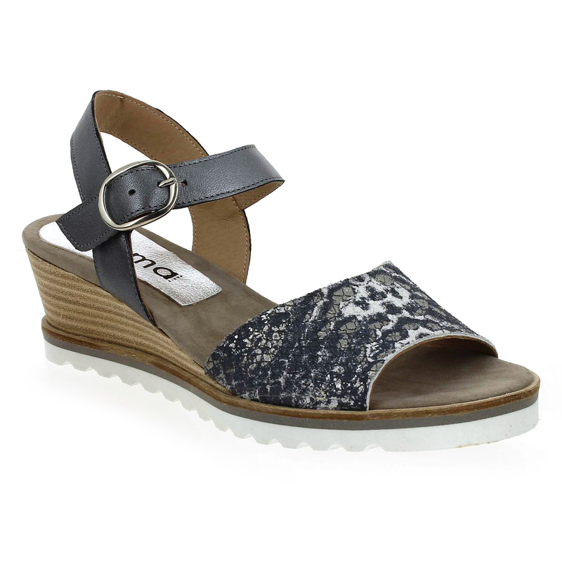 Pour 5745701 2228my Myma Gris Chaussure Femme 8kOwP0nX