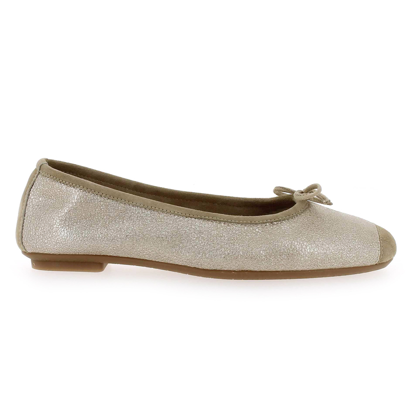 Chaussure Reqins HARMONY beige couleur Taupe - vue 1
