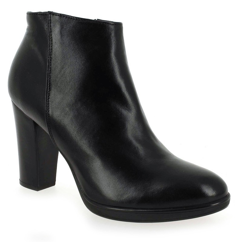 Progetto V159 Chaussure Pour Chaussures Réf56777 5677701 Femme Molly 01 Noir IYbyv7f6g