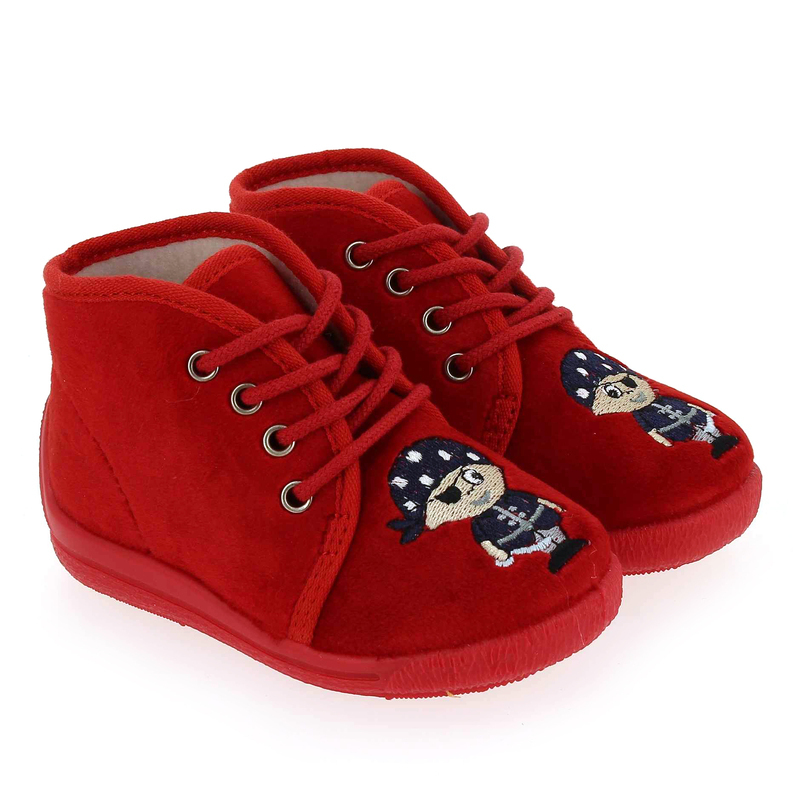 Chaussure Bellamy TADE rouge couleur Rouge - vue 0