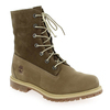 Chaussure Timberland modèle AUTHENTICS TEDDY FLEECE, Taupe - vue 5