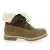 Chaussure Timberland modèle AUTHENTICS TEDDY FLEECE, Taupe - vue 1