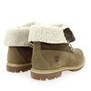 Chaussure Timberland modèle AUTHENTICS TEDDY FLEECE, Taupe - vue 3
