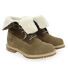 Chaussure Timberland modèle AUTHENTICS TEDDY FLEECE, Taupe - vue 6