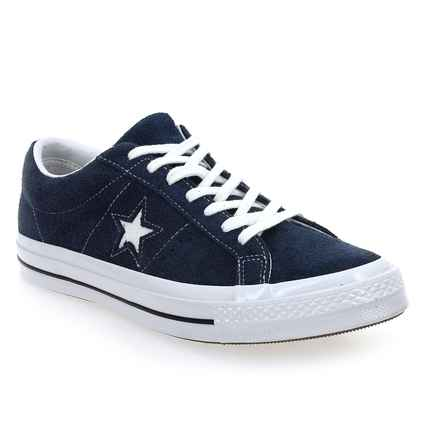 Chaussure Converse modèle ONE STAR OX, Jean  - vue 0