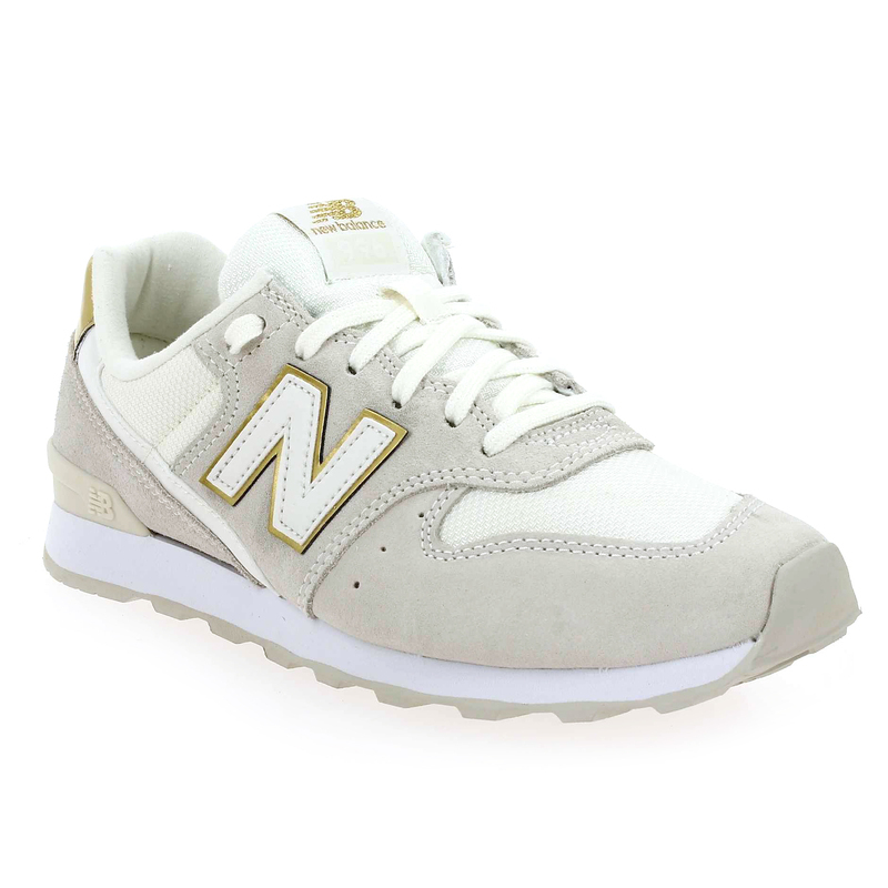 new balance femme marron et or