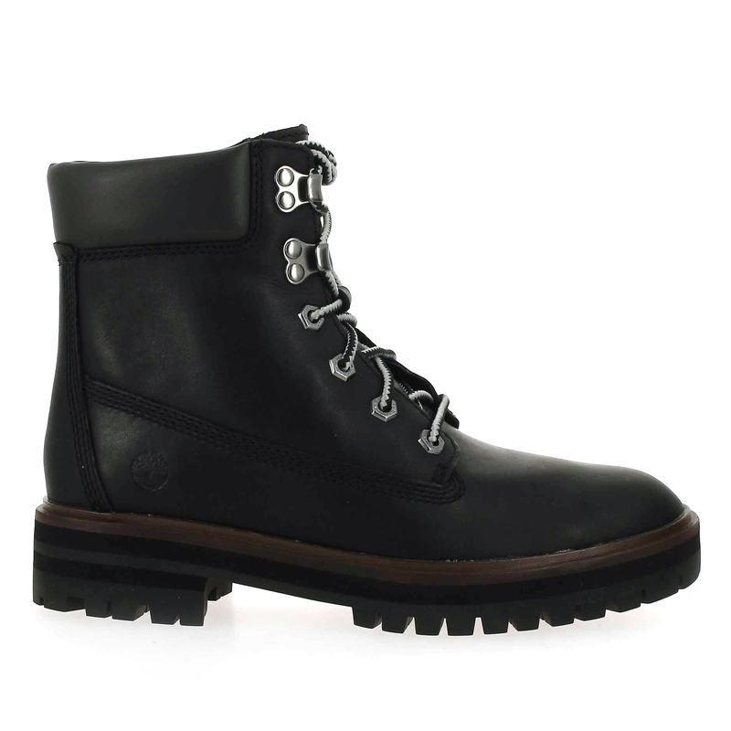 Chaussure Timberland LONDON SQUARE 6IN BO noir couleur Noir - vue 1