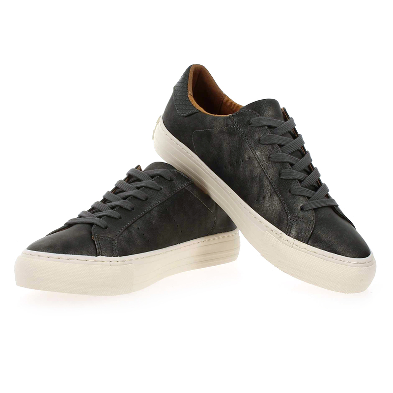 Name 5624301 Chaussure No 01 Pour Chaussures Sneaker Réf56243 Arcade Gris Glow Femme Nmnw80