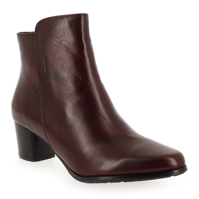 Boots Femme Everybody 11879 rouge Femme