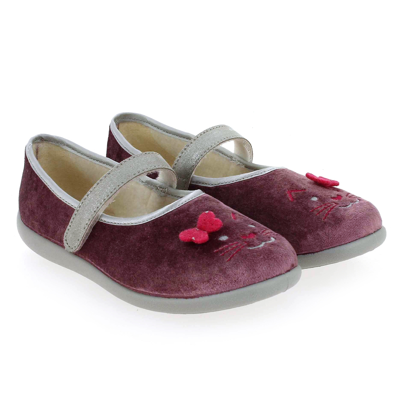 Chaussure Bellamy TEORI Rose couleur Rose Argent - vue 0