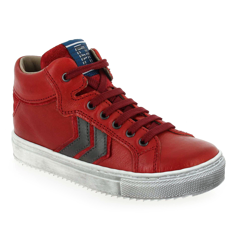 Chaussures By 5653101 Garcon Réf56531 Romagnoli 01 Rouge Pour Chaussure Fr 2562 Enfant 29IYEHWD