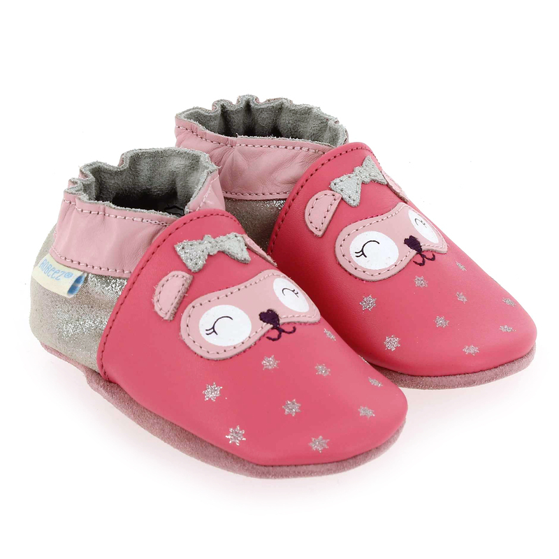 Chaussure Robeez SO CUTE rose couleur Rose Argent - vue 0