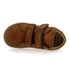 Chaussure Falcotto by Naturino modèle COCOON VELCRO, Cognac - vue 4