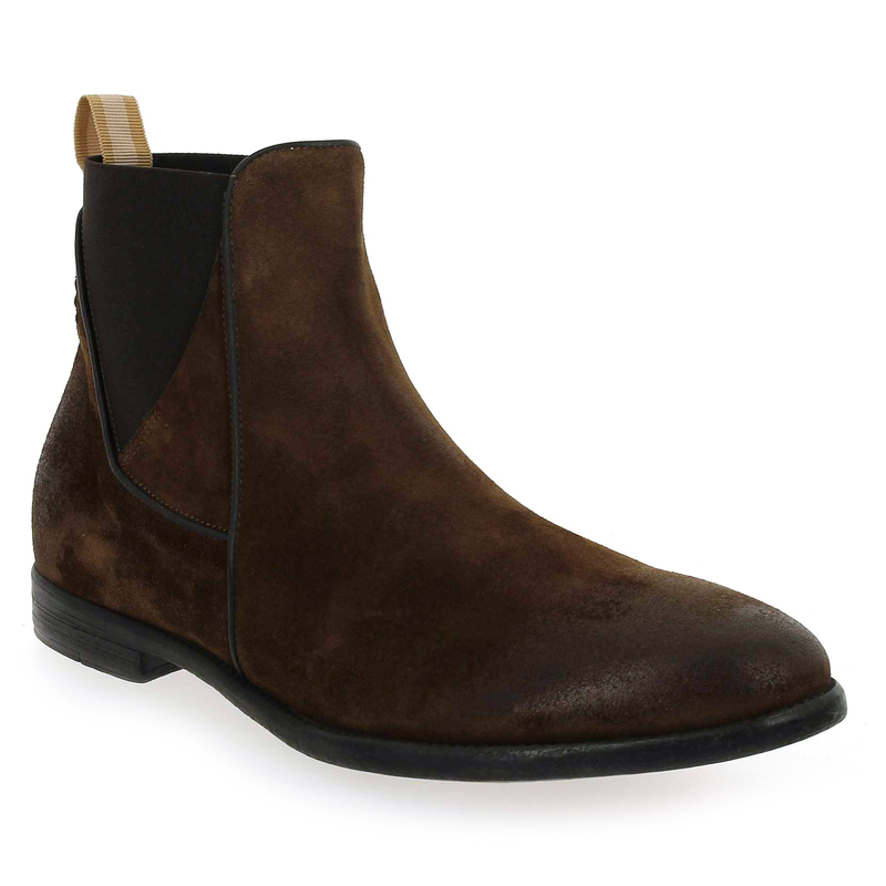 Boots Homme Hotto 54032 marron Homme