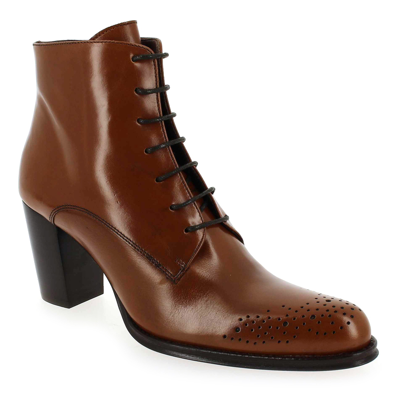 5692501 01 Charlotte Pour Muratti Chaussures Chaussure Réf56925 Femme Camel N0nv8Omw