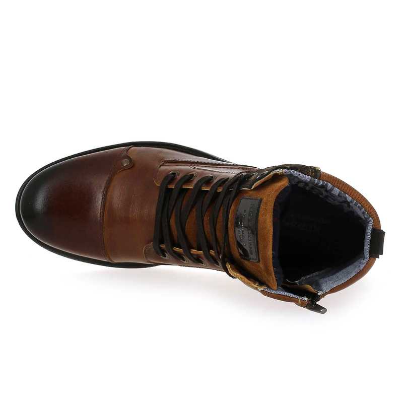 02 Redskins Réf57186 5718602 Yero Chaussures Chaussure Homme Pour Camel xrEBWCedoQ