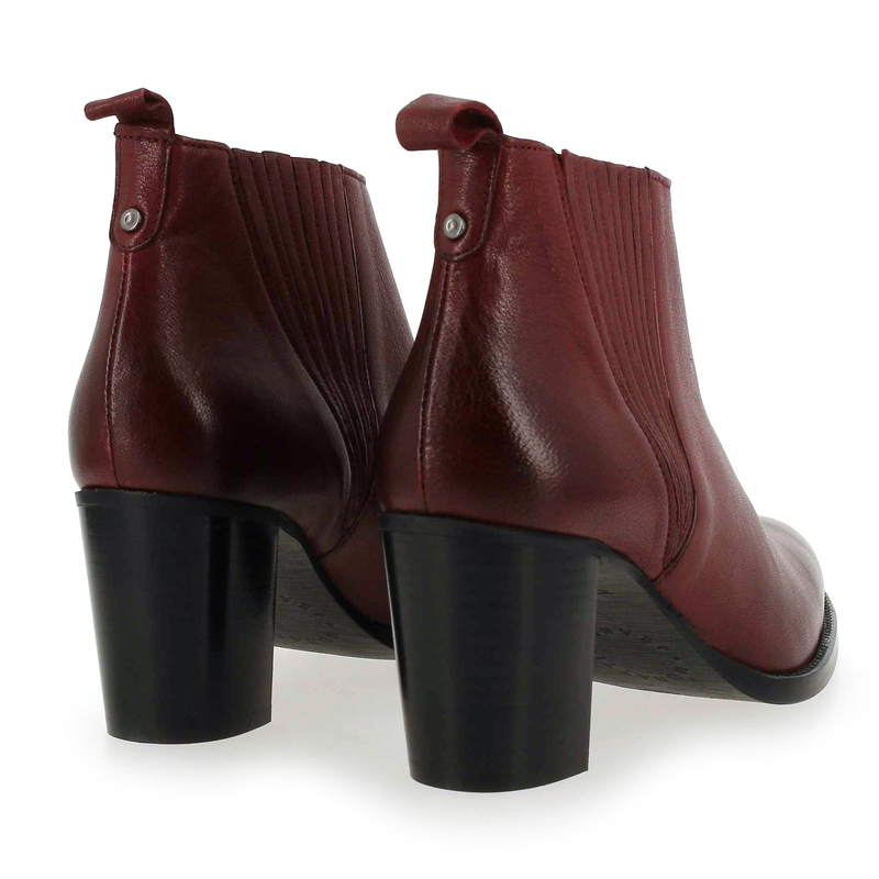 Andreane Réf57198 01 Muratti Chaussure Chaussures Pour Femme Rouge 5719801 FJlK1c