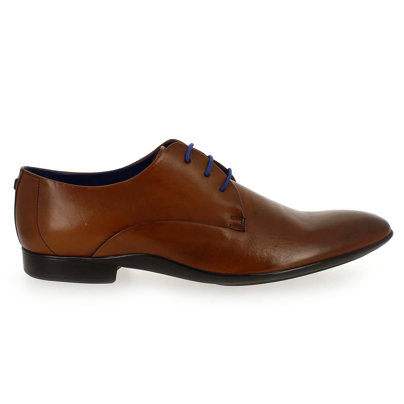 Chaussure Azzaro OUTINO camel couleur Cognac - vue 1