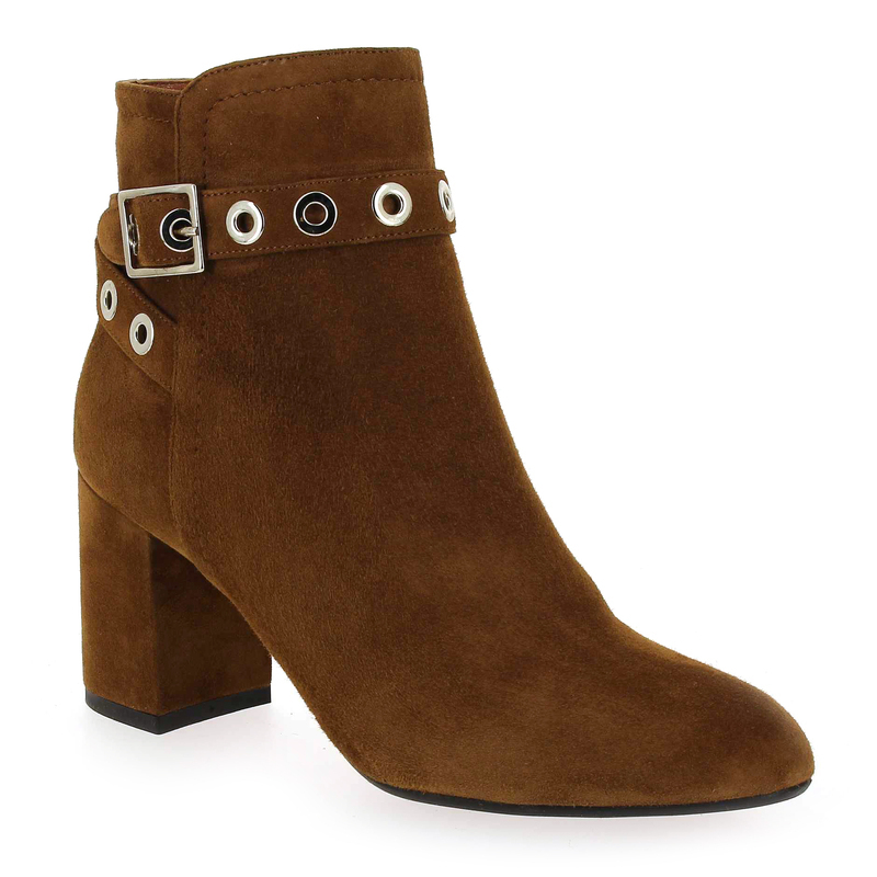Boots Femme Matteo Pitti 4825 NELLY camel Femme