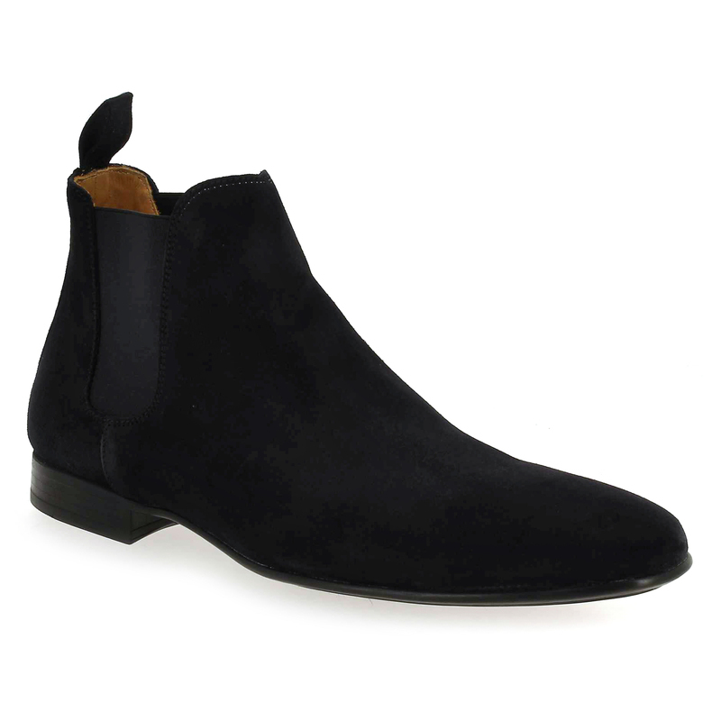 Boots Homme Paco Milan 416 235 bleu Homme