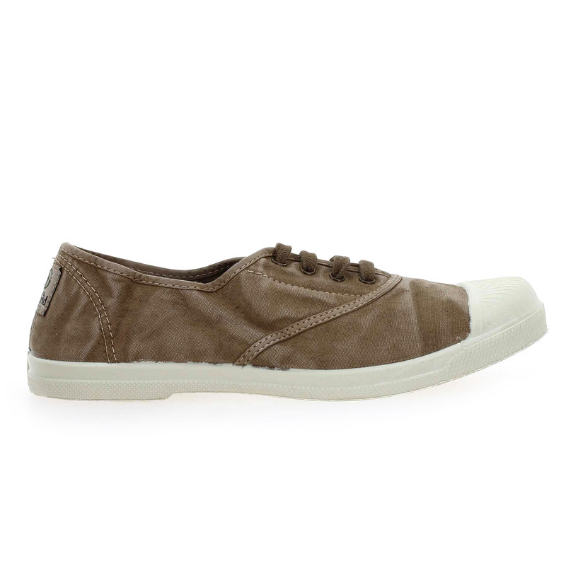 Chaussure Natural world 102 E gris couleur Taupe - vue 1