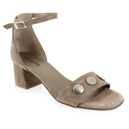16f67ffdf55240 Chaussure Progetto modèle Z 182, Taupe - vue 0