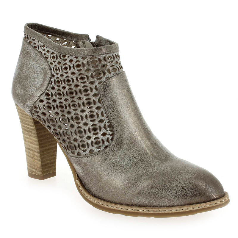Chaussure Réf58677 Pour 2913 Chaussures 01 5867701 Femme Argent Myma yf7vYgb6