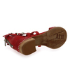 Chaussure AS98 - Airstep modèle 672007, Rouge - vue 5