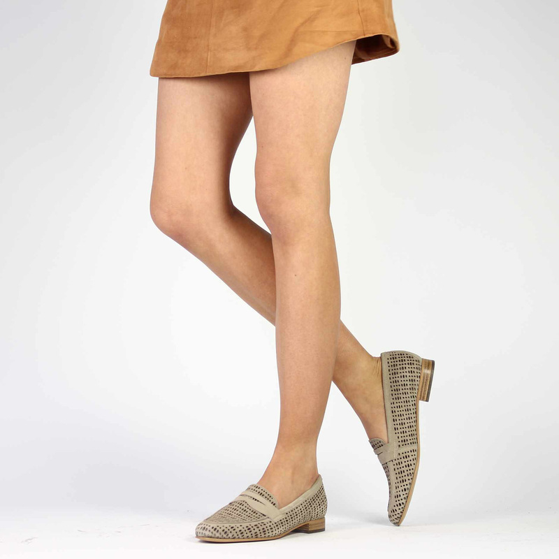 Chaussure Muratti s0209g gris couleur taupe - vue 0