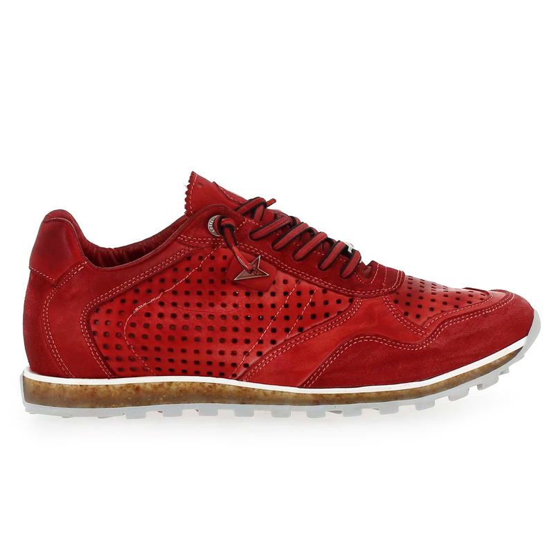 Chaussure Cetti c848 rouge couleur rouge - vue 1