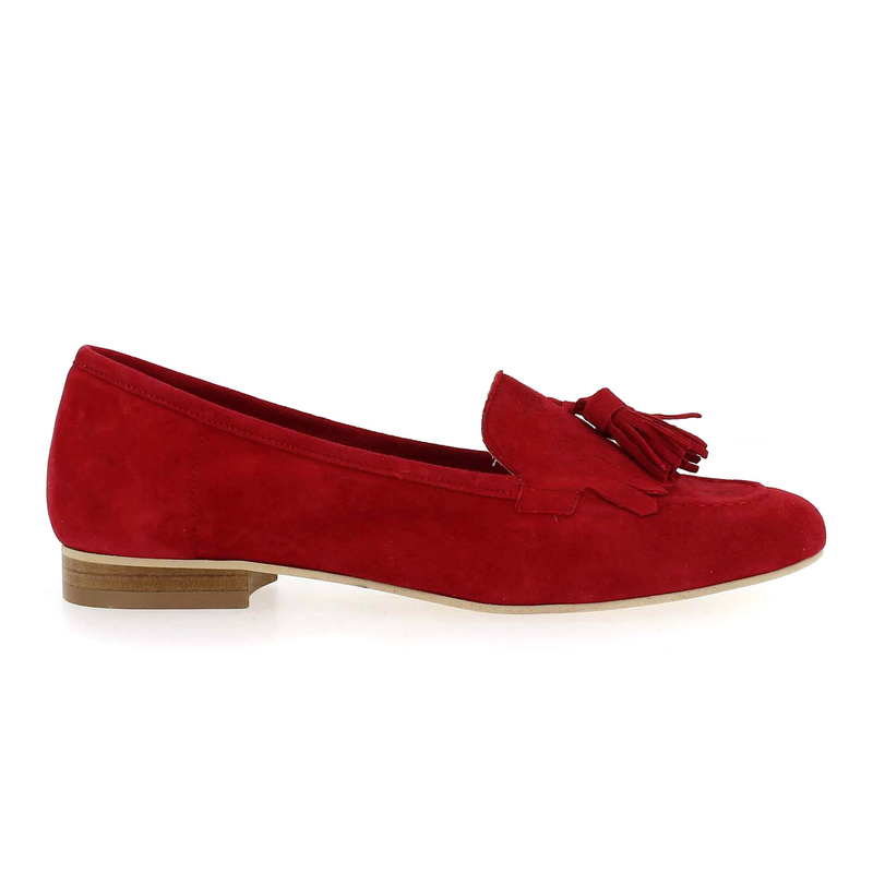 Chaussure Myma 3000 rouge couleur rouge - vue 1