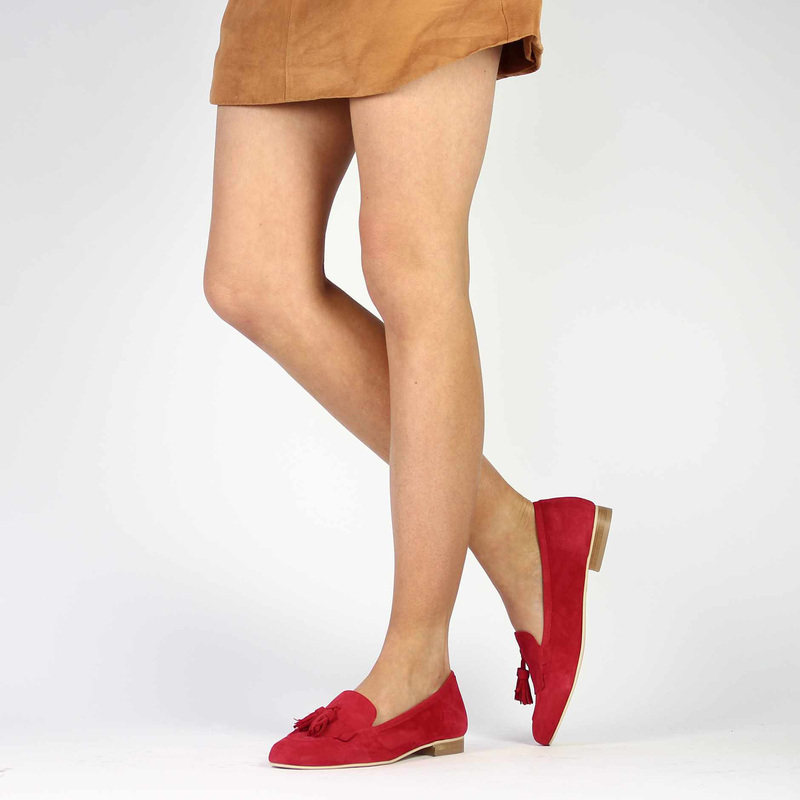 Chaussure Myma 3000 rouge couleur rouge - vue 0