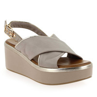 Chaussure Inuovo modèle 124009, Gris - vue 0