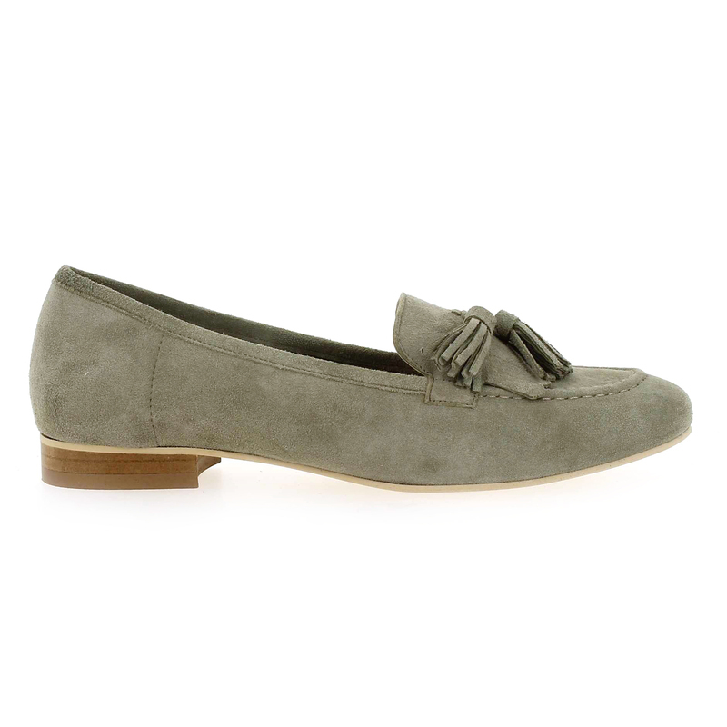 Chaussure Myma 3000 gris couleur taupe - vue 1