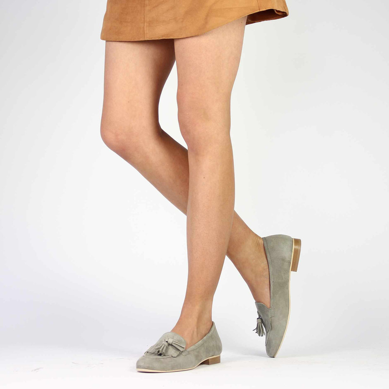 Chaussure Myma 3000 gris couleur taupe - vue 0
