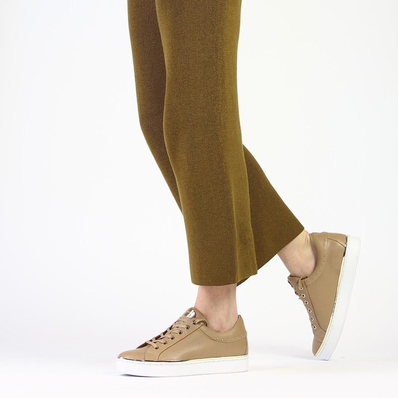 Chaussure Adige QUETTY camel couleur Camel Or - vue 0