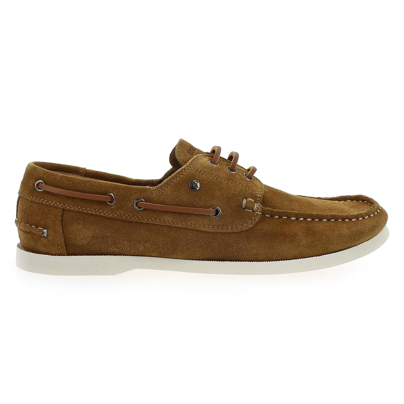 Chaussure Redskins ORLANDO camel couleur velours - vue 1