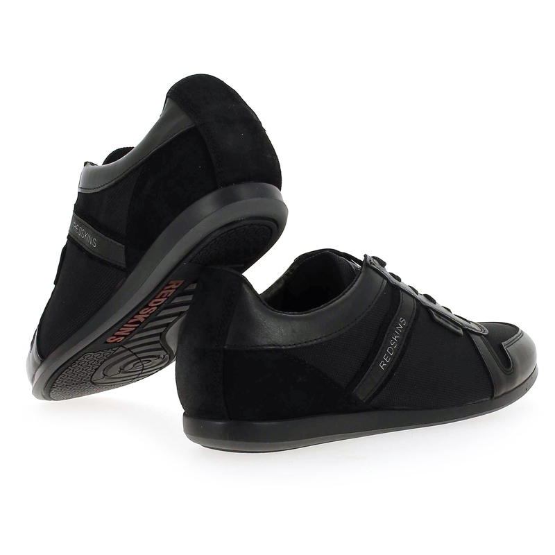 Chaussures Réf55680 Noir Wiibou 02 Chaussure Redskins 5568002 Pour Homme vN0m8nywO