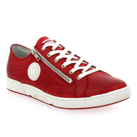 Chaussure Pataugas modèle JAY N, rouge - vue 0