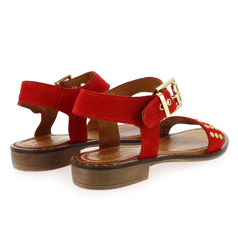 Orizzonti Pour Femme Rouge Réf58462 Chaussures 02 1047 Chaussure 5846202 WdBroeQCxE