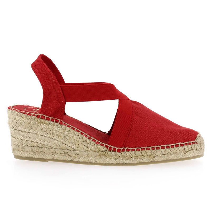 Chaussure Toni Pons TER rouge couleur rouge - vue 1