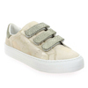 Chaussure No Name modèle ARCADE STRAPS GLOOM REPTIL, Or - vue 0