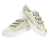 Chaussure No Name modèle ARCADE STRAPS GLOOM REPTIL, Or - vue 2