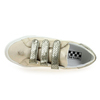 Chaussure No Name modèle ARCADE STRAPS GLOOM REPTIL, Or - vue 4