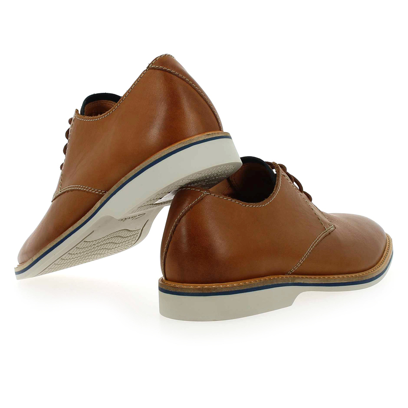 5835101 Aticus Clarks Camel Réf58351 01 Lace Homme Chaussure Pour Chaussures eH9W2IYbED