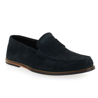 Chaussure Clarks modèle WHITLEY FREE, marine - vue 0