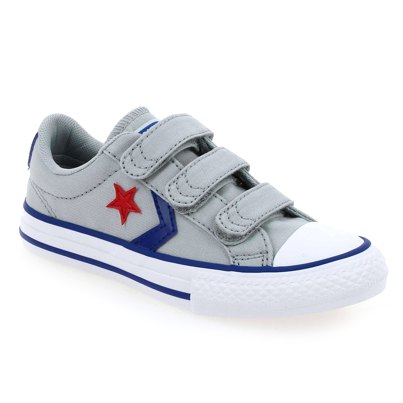chaussure grise converse