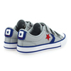 Chaussure Converse modèle STAR PLAY OX 3V, gris - vue 3